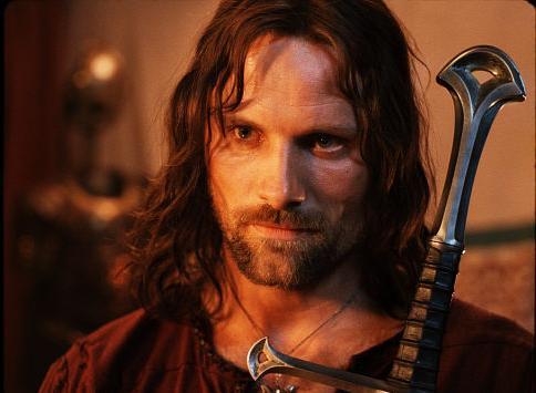 Aragorn em O senhor dos anéis
