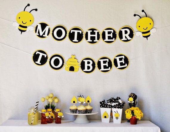 Decoração com abelhinhas
