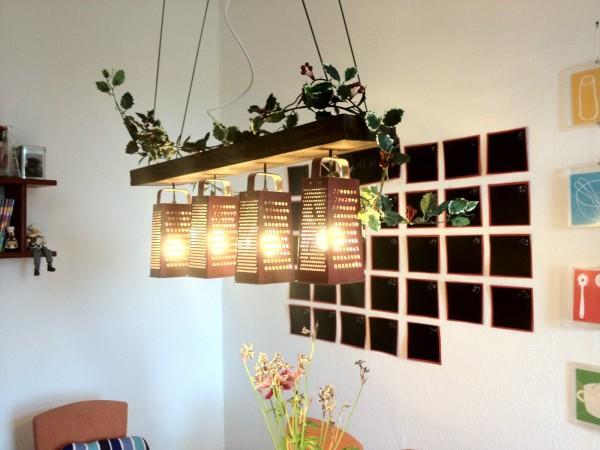 Dica de criatividade para luminárias