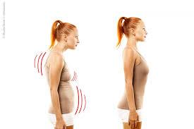 Postura reta te da uma aparência melhor
