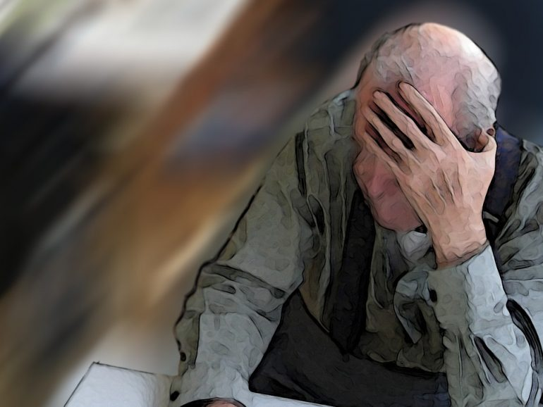 Alzheimer - o principal sintoma é esquecer.