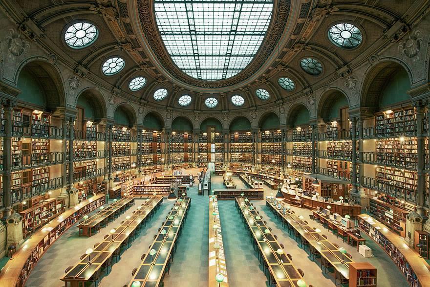 Bibliotecas Magnificas