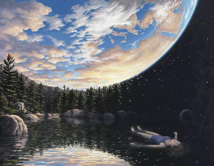 Céu ou terra