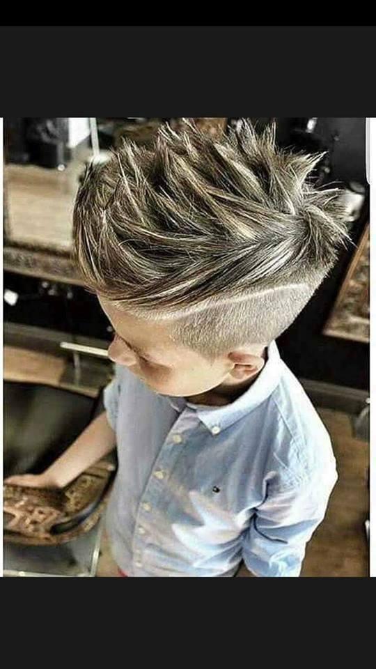 Corte de cabelo estiloso
