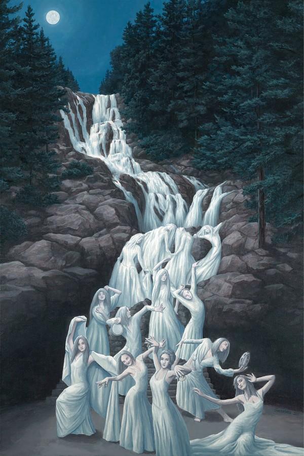 Dança das águas