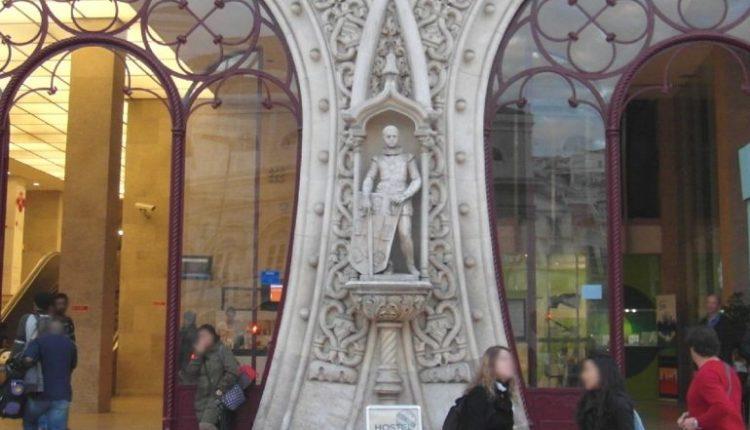 Estátua do Rei D. Sebastião
