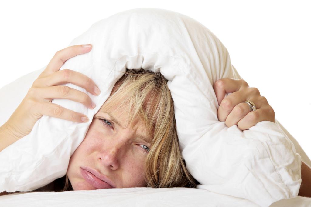 Quando a insônia ataca, o stress só aumenta.