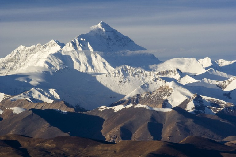 Monte Evereste.