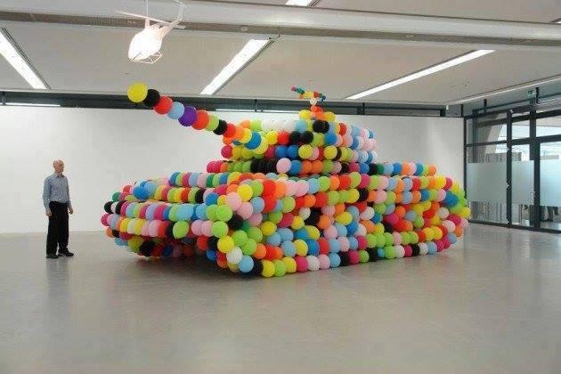 Tanque de balões