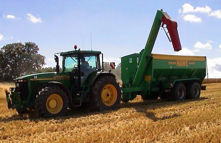Foi necessário para melhoria das tecnologias agrícolas