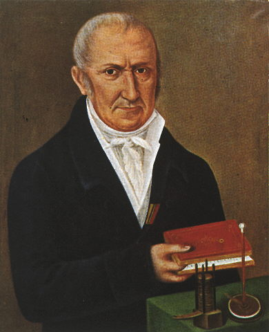 Alessandro Volta - inventor da pilha