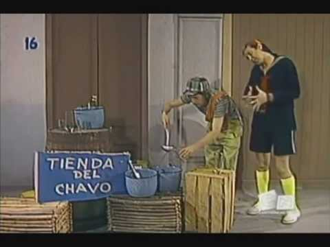 Refresco do Chaves