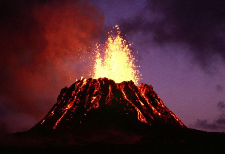 Poderemos prever uma erupção vulcânica?