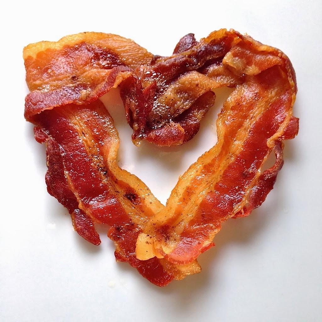 Bacon faz bem a saúde!