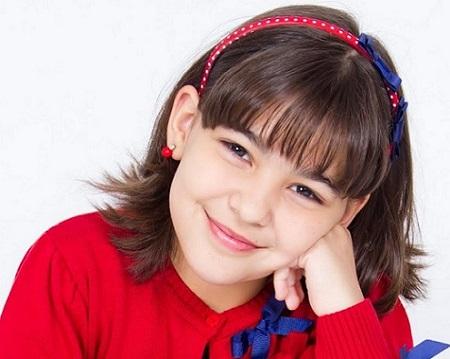 Corte de cabelo para meninas - Curto repicado