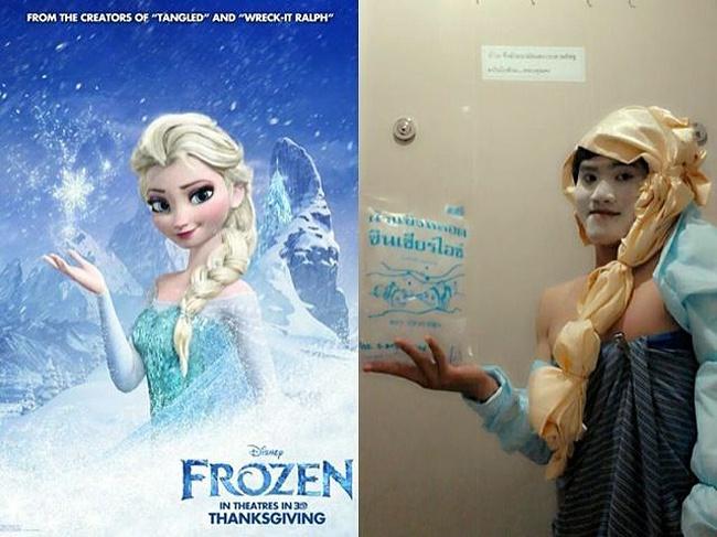 Fantasia da Elsa