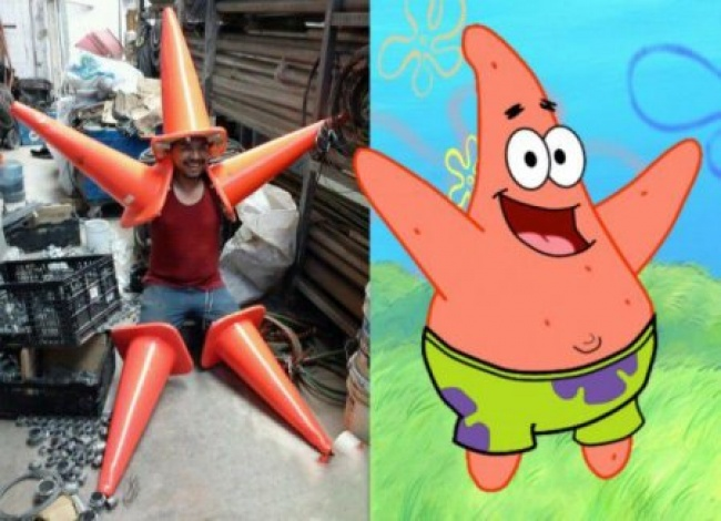 Fantasia do Patrick