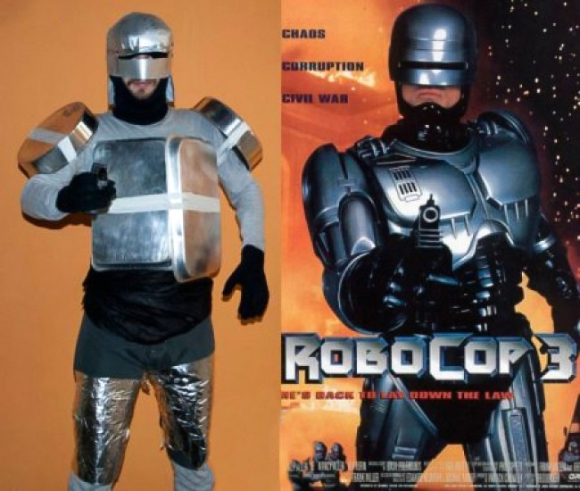 Fantasia do Robocop
