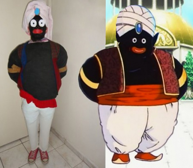 Fantasia Mr. Popo