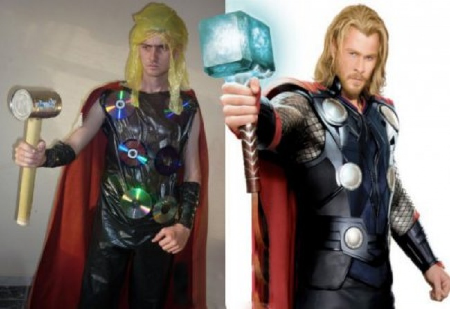 Fantasia do Thor