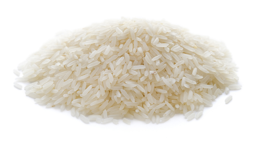 Grãos de arroz