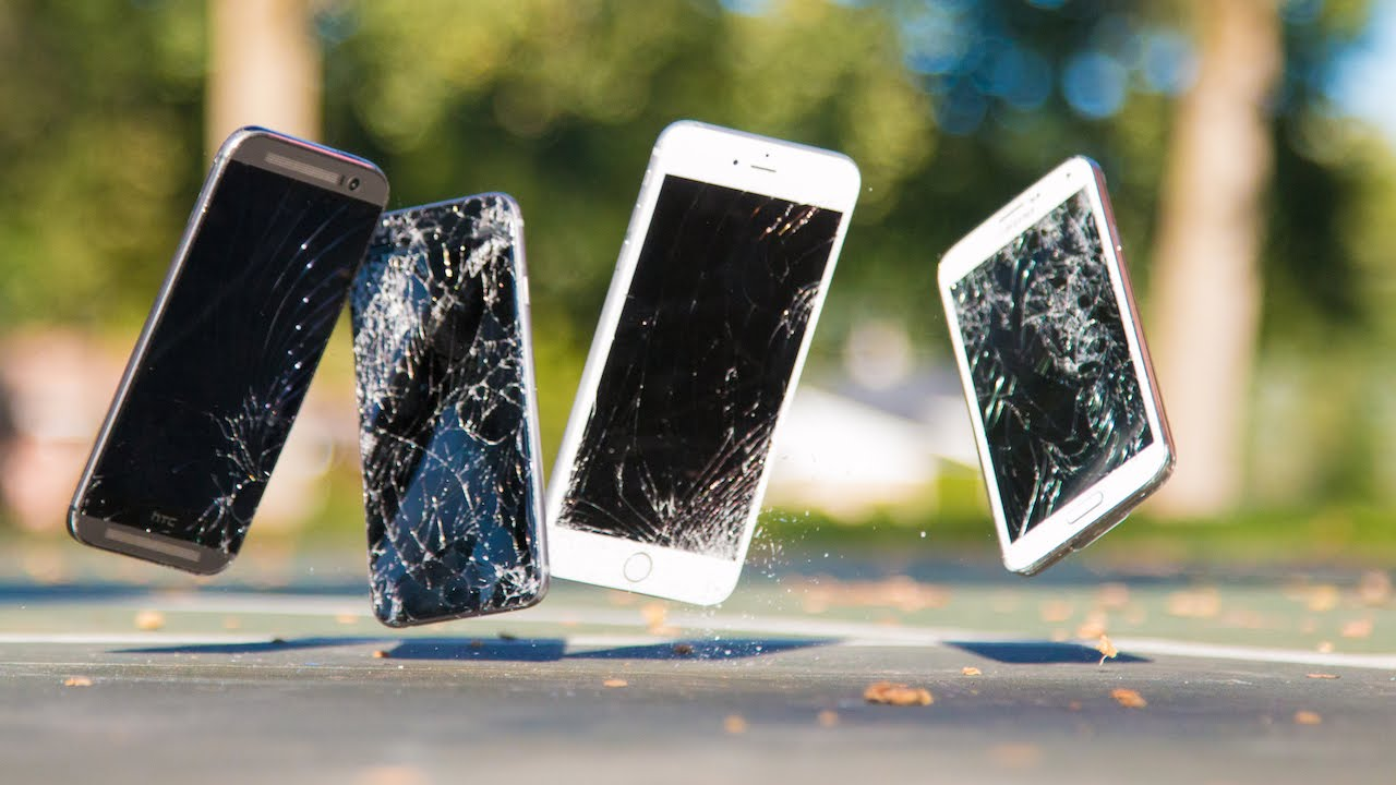 Tela de celular