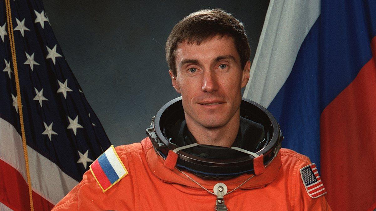 Astronauta perdido no espaço