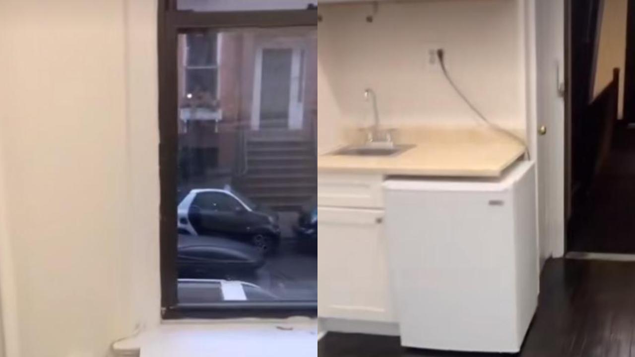 Pior apartamento em Nova York