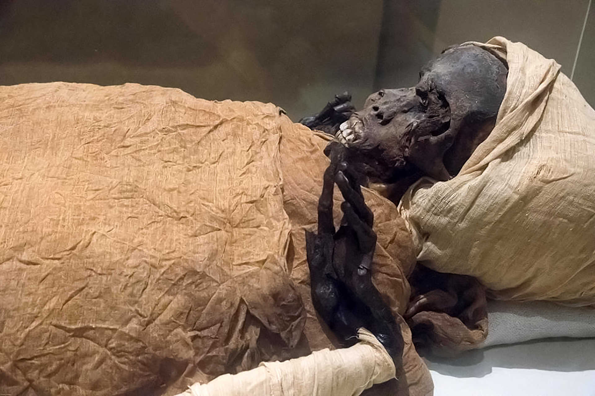 Morte de faraó