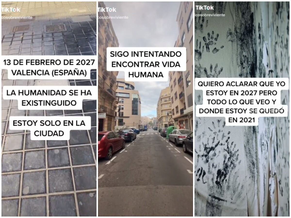 Espanhol alega ser o único humano vivo em 2027 e pede ajuda na web